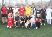 Bournemouth Fußballcamp